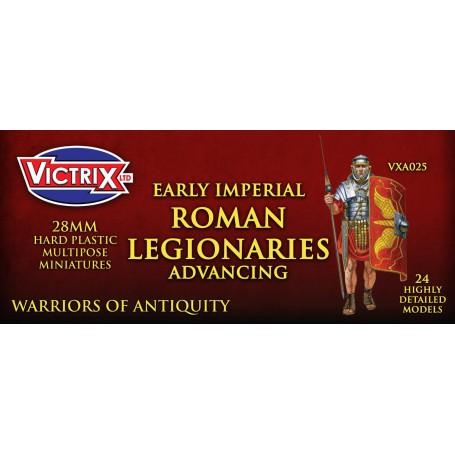 Victrix Early Imperial Roman Legionaries Advancing