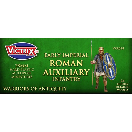 Victrix Early Imperial Roman Auxiliary Infantry