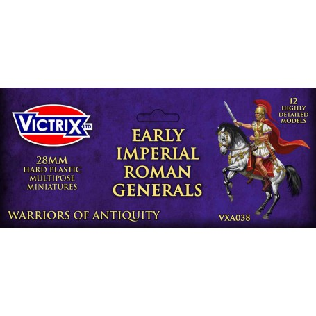 Victrix Early Imperial Roman Mounted Generals