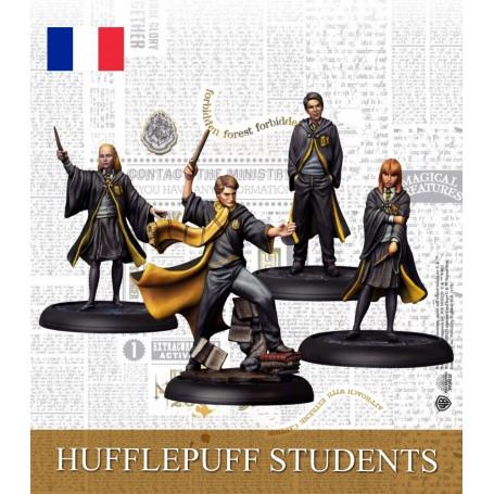Harry Potter - Hufflepuff Students (EN+FR)