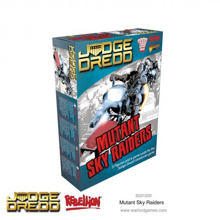 Judge Dredd Mutant Sky Raiders