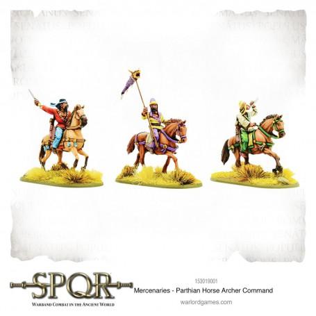 SPQR: Mercenaries Parthian Horse Archer Command
