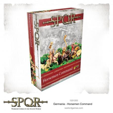 SPQR: Germania Horsemen Command
