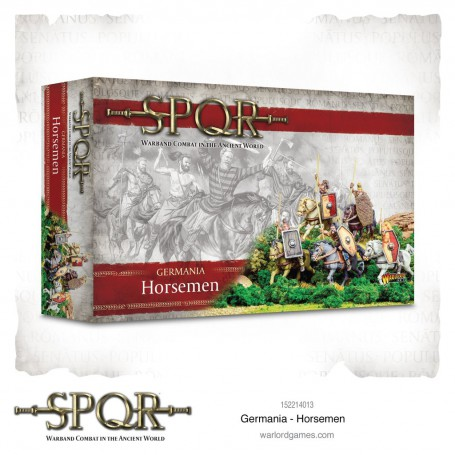 SPQR: Germania Horsemen