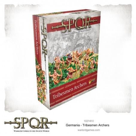 SPQR: Germania Tribesmen Archers