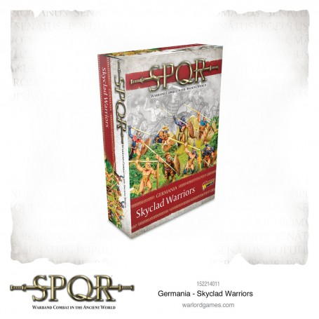 SPQR: Germania Warriors