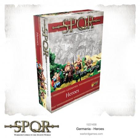 SPQR: Germania Heroes