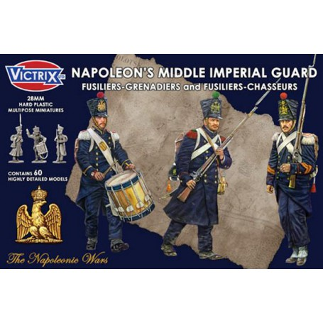 Victrix Napoleon's Middle Imperial Guard