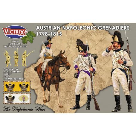 Victrix Austrian Napoleonic Infantry Grenadiers