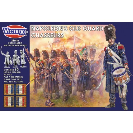 Victrix French Chasseurs a Pied