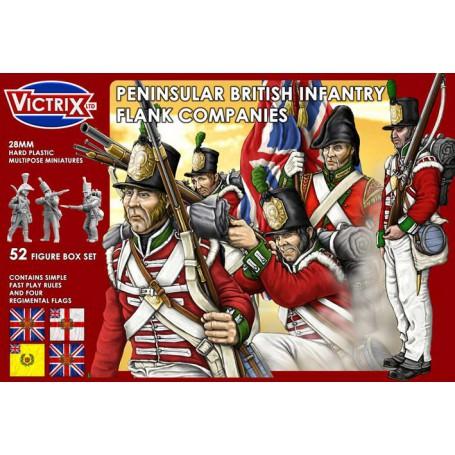 Victrix British Peninsular Infantry Flank Companies