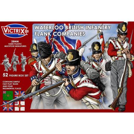 Victrix Waterloo British Infantry Flank Companies