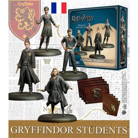 Gryffindor Students (FR)
