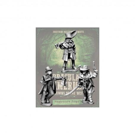 Dracula America: Mercenaires II (3 figurines)