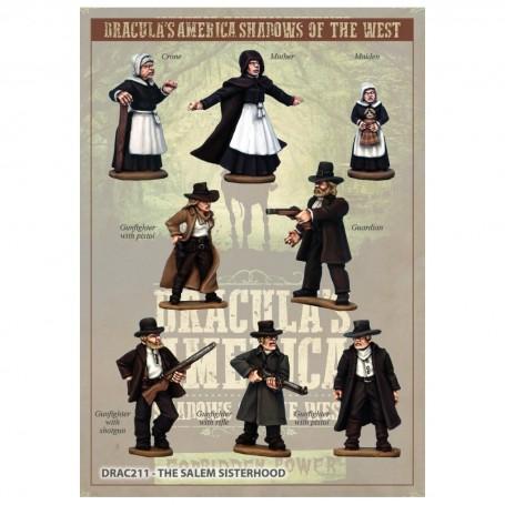 Dracula America: La Sororité de Salem