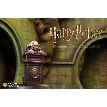 Harry Potter - Gringotts Goblin Exclusive Miniatures