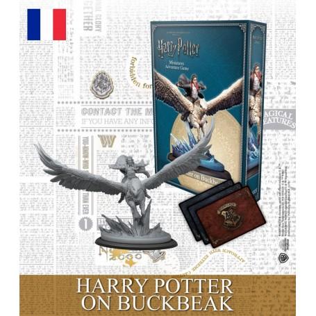 Harry Potter - Harry Potter sur Buck (FR) DISPONIBLE UNIQUEMENT EN PRECOMMANDE