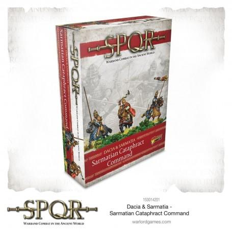 SPQR: Sarmatian Cataphract command