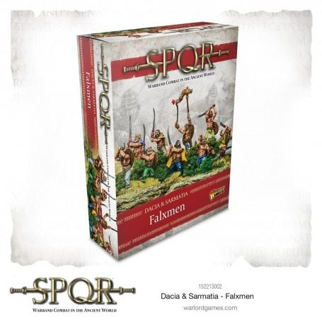 SPQR: Dacian Falxmen