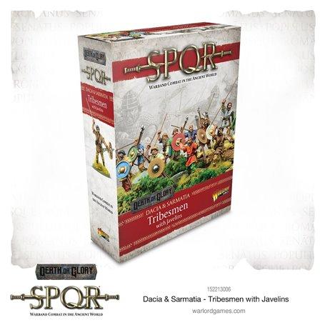 SPQR: Dacian Tribesmen with Bows