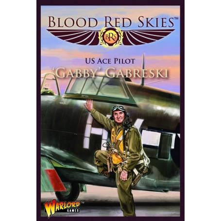 Blood Red Skies : P-47 Thunderbolt Ace: 'Gabby' Gabreski
