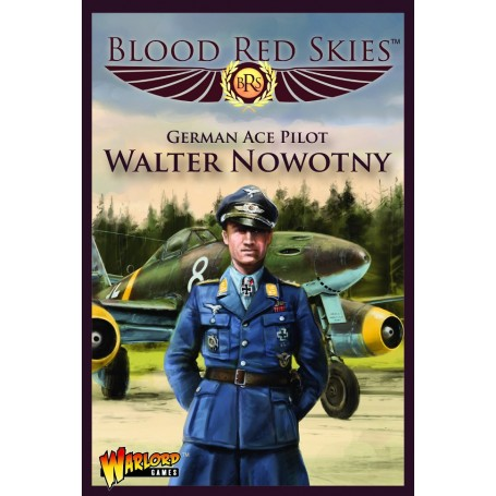 Blood Red Skies : Messerschmitt Me 262 Ace: Walter Nowotny