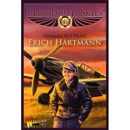 Blood Red Skies : Messerschmitt Bf 109G Ace: Erich Hartmann