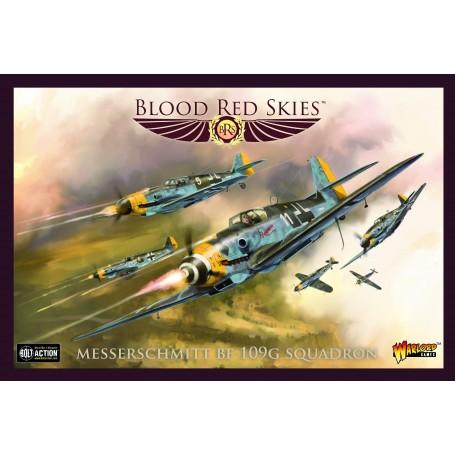 Blood Red Skies : Messerschmitt Bf 109G Squadron