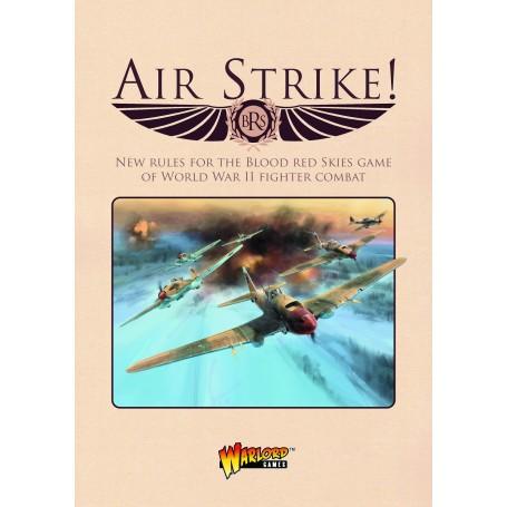 Blood Red Skies : Air Strike Supplement