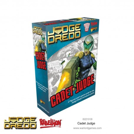 Judge Dredd Cadet Judge