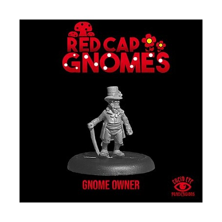 Red Cap Gnome Owner