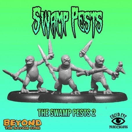 Swamp Pests 2