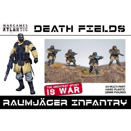 Raumjäger Infantry