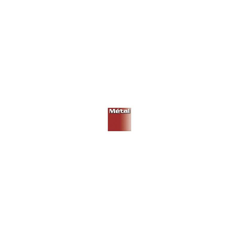 Rouge Signal Métallique