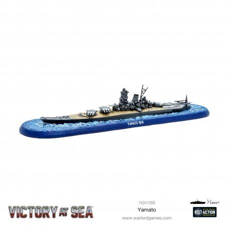 Victory At Sea - Yamato