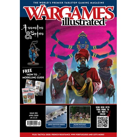 Wargames Illustrated April 2020 Edition