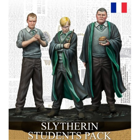 Harry Potter - Pack d'étudiant de Serpentard (VF)