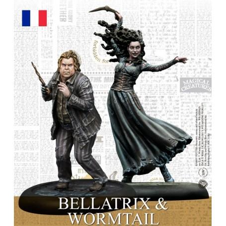 Harry Potter - Bellatrix & Queudver (VF)