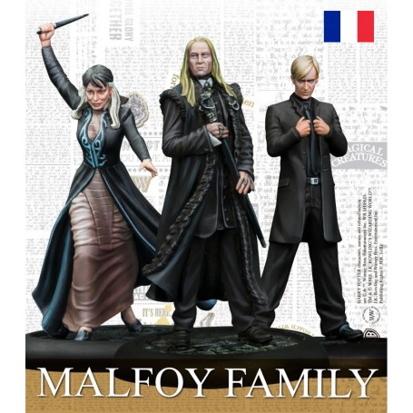 Harry Potter - La Famille Malfoy (VF)