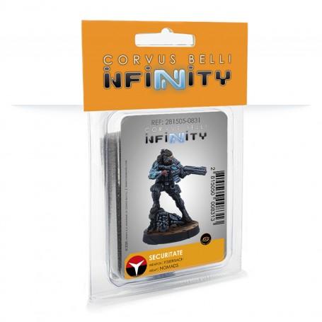 INfinity - Securitate (Feuerbach)