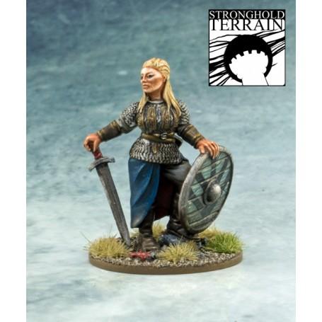 Lagherta Shield Maiden