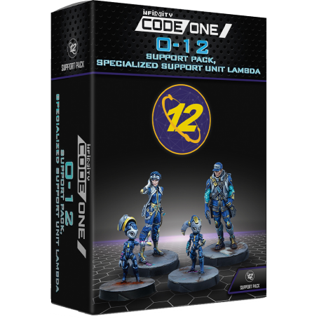 INfinity - O-12 Support Pack