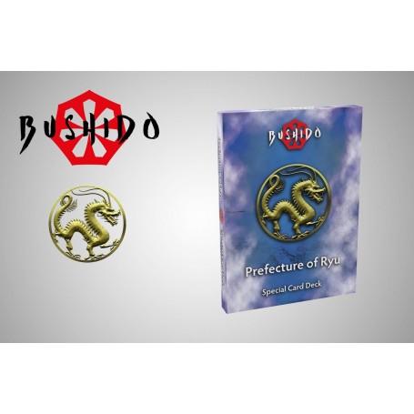 Extension deck de faction - Préfecture  de Ryu