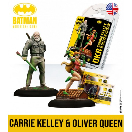 BMG - OLIVER QUEEN & CARRIE KELLY V3
