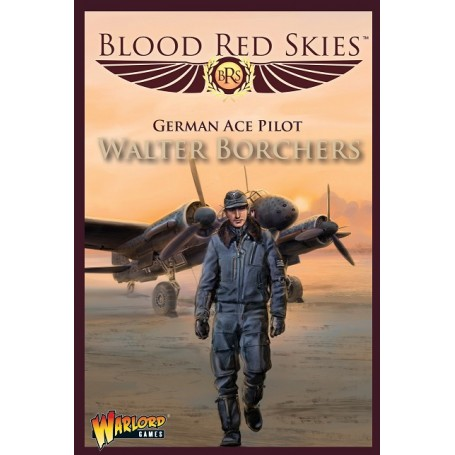 Blood Red Skies : German Ace Pilot: Walter Borchers