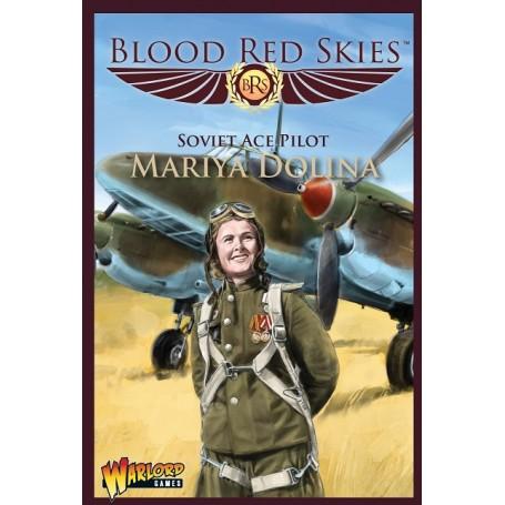 Blood Red Skies : Soviet Ace Pilot: Mariya Dolina