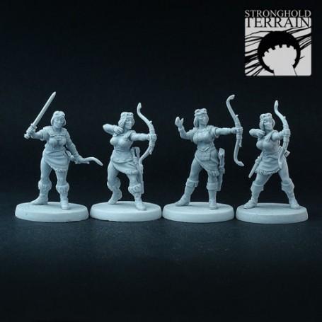 Slavic Archers (4)