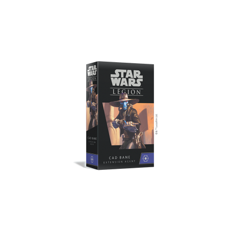 SW Legion: Cad Bane Extension Agent