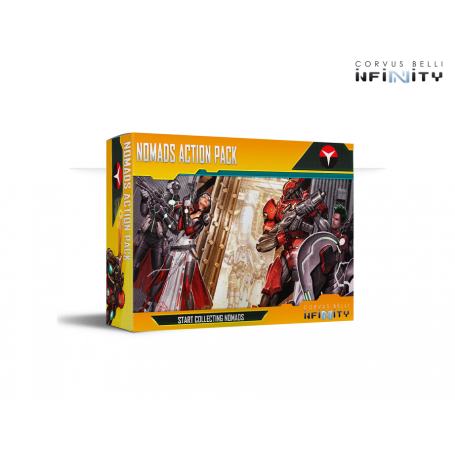 INfinity - Nomads Action Pack