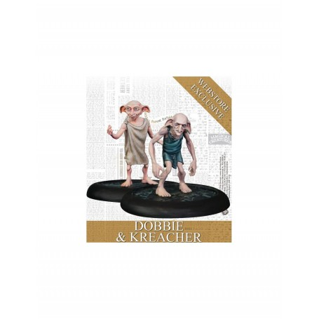 Harry Potter - Dobby & Kreacher Exclusive